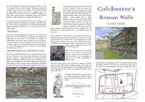 Camulos Wall leaflet